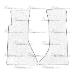 Carpet & Floor Mats | Used, New, Rebuilt Corvette Parts | Corvette