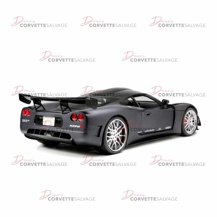 C5 Used Factory Five GTM Supercar Donor Parts List 1997