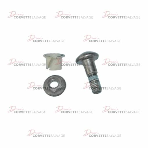 C5 Headlight Hinge Bolt, Bushing & Nut 1997-2004