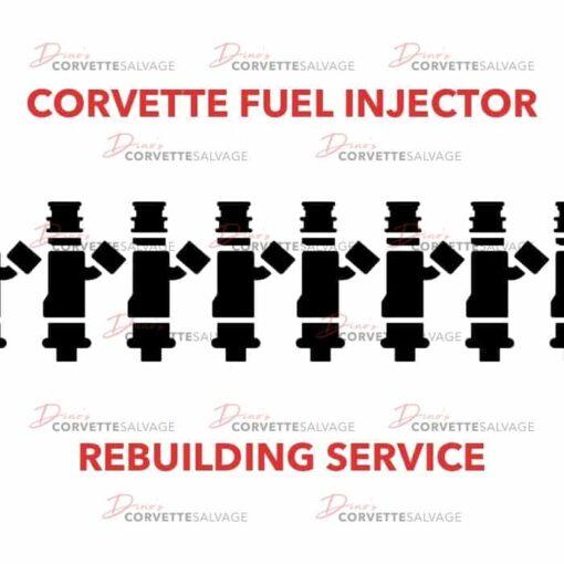 C3-C7 Fuel Injector Rebuilding Service 1982-2019