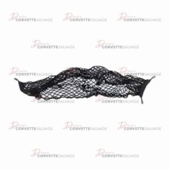 C5 Coupe Rear Compartment Cargo Net 1997-2004 Illustration