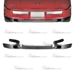 C4 Corvette Front Air Dam Spoiler w/ Brake Cooling Ducts 1984-1990