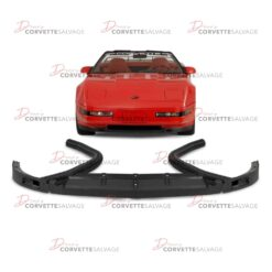 C4 Corvette Front Air Dam Spoiler w/ Brake Cooling Ducts 1991-1996