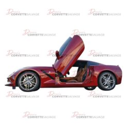 C7 Corvette New Vertical Lambo Door Conversion Kit 2014-2019