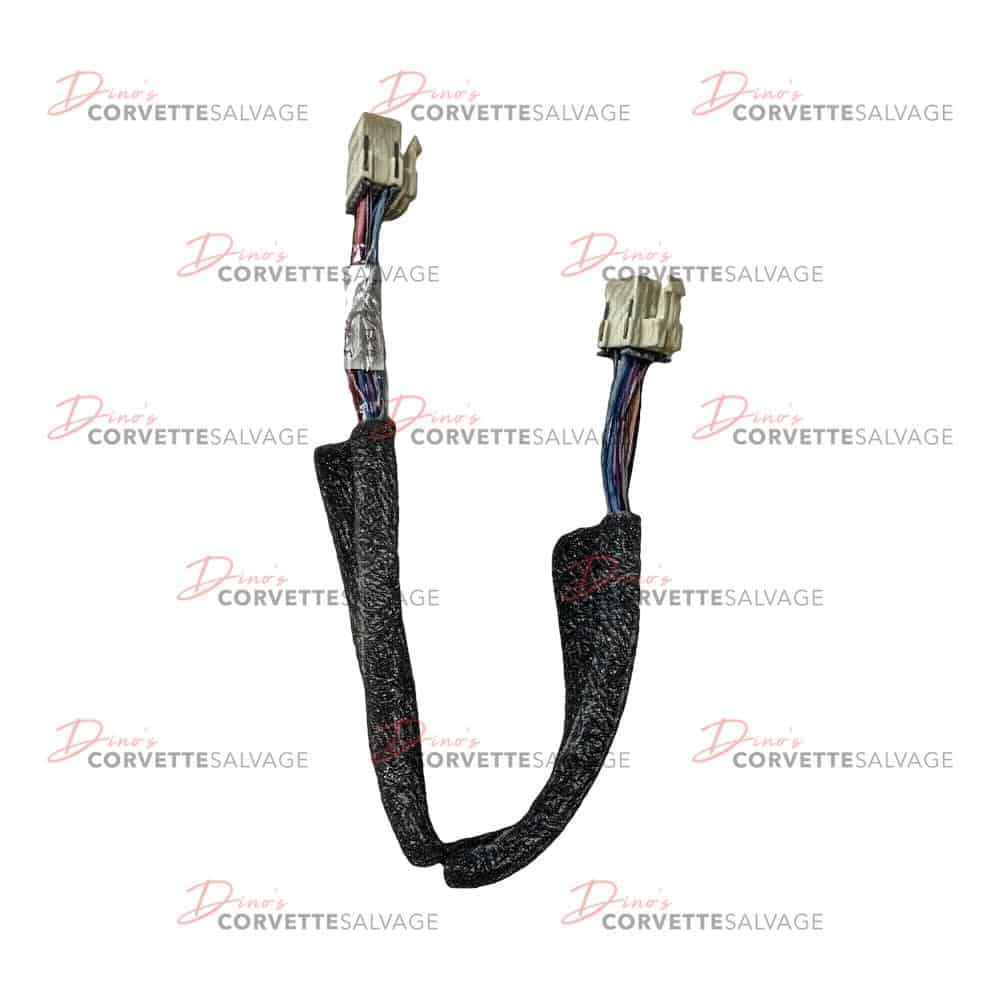 c5 used hazard  u0026 turn signal light flasher wiring harness