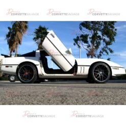 C4 Corvette New Vertical Lambo Door Conversion Kit 1984-1996