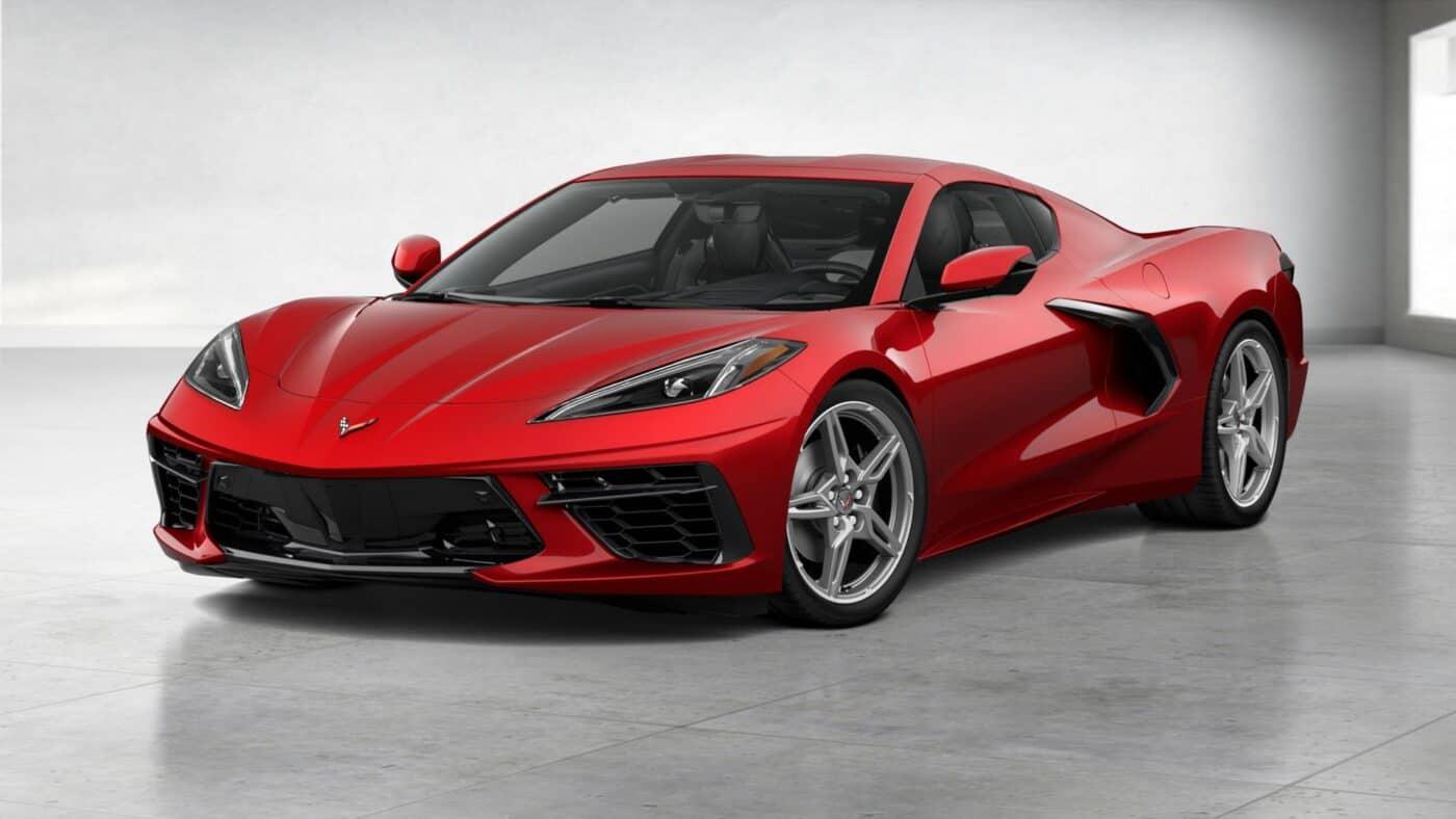 2021 Corvette Stingray Coupe - Red Mist Metallic Tintcoat Exterior Color