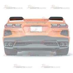 C8 Corvette Z51 Wicker Set 2020-2021